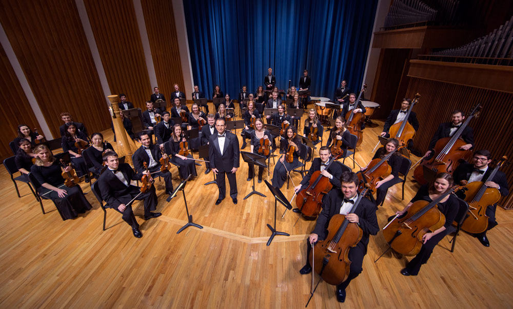 Penn State Chamber Orchestra