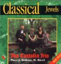 Classical Jewels James Lyon, Kim Cook, Marylène Dosse Featuring Brahms Trio in B major and Ravel Trio.