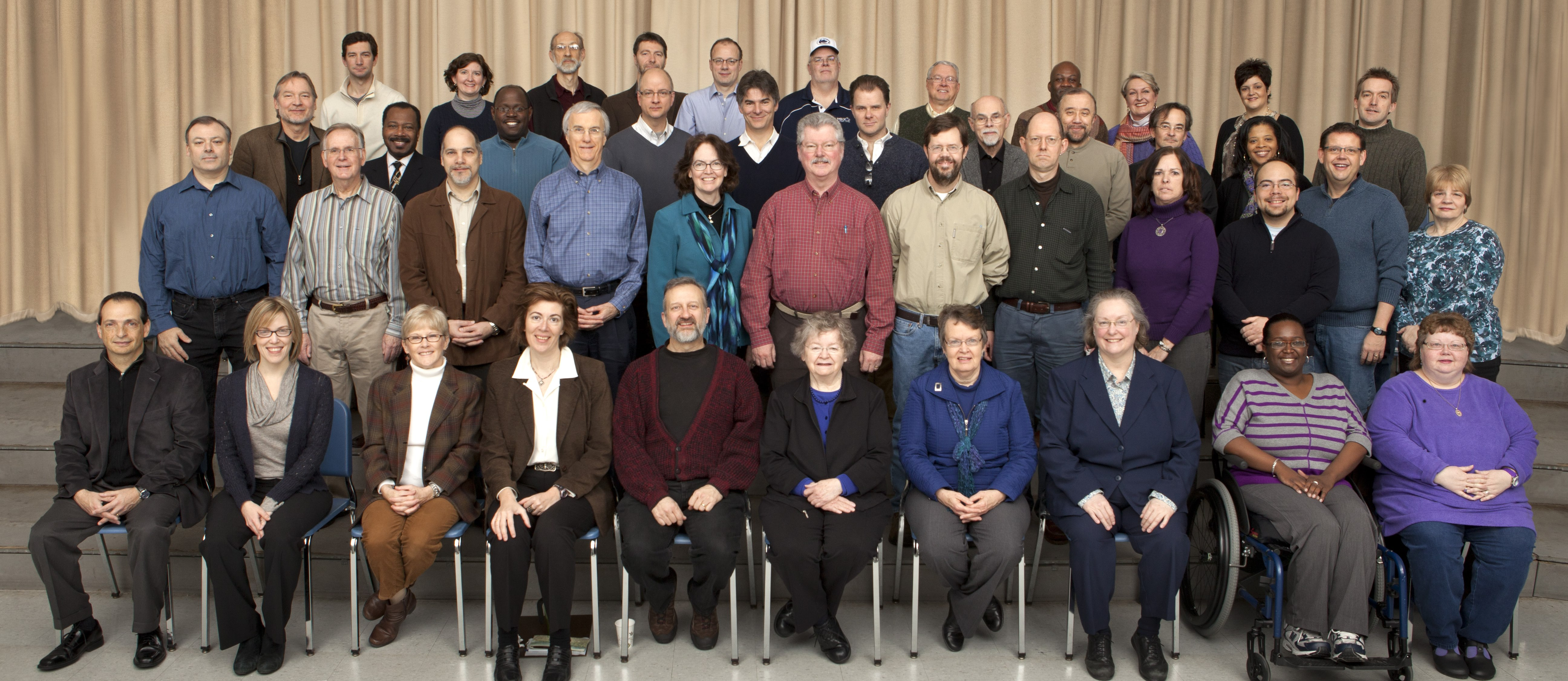 2013 School of Music faculty