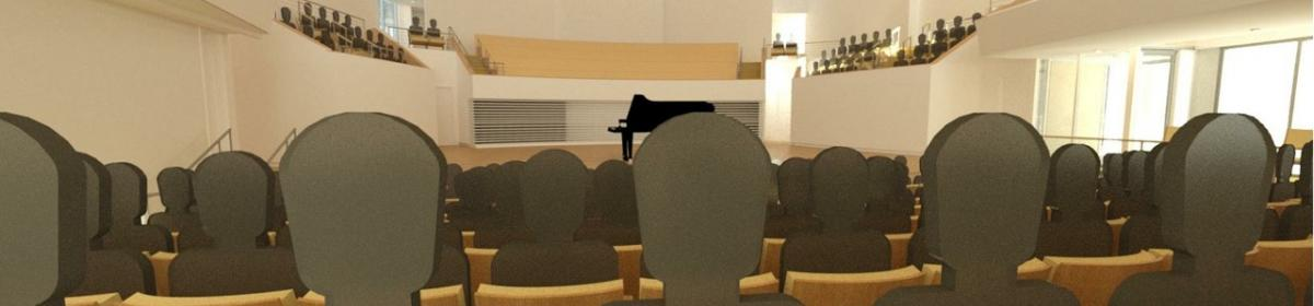 Recital Hall Rendering 2