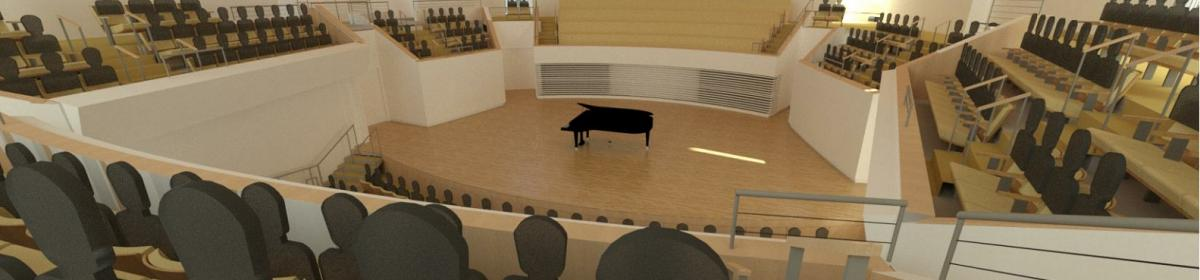 Recital Hall Rendering 5
