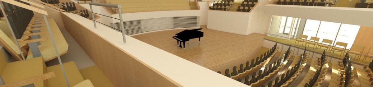 Recital Hall Rendering 6