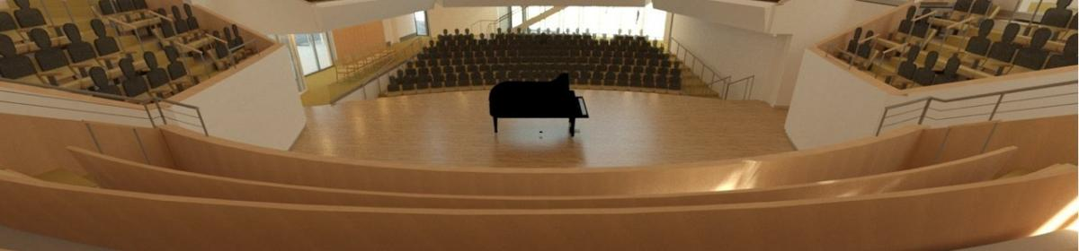 Recital Hall Rendering 11