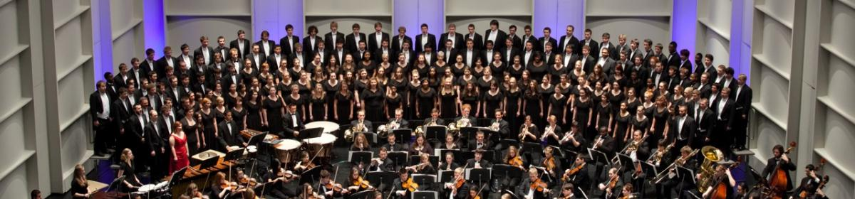 Choirs sing at Mosaic concert