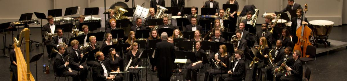symphonic wind ensemble 2012
