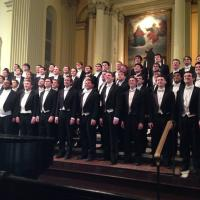 Glee Club at Eastern Division ACDA, February 2014