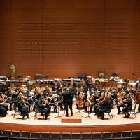 Chamber Orchestra performs at Alice Tully Hall, Lincoln Center