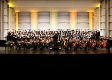 Choirs and Philharmonic Orchestra