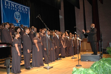 Lincoln University Concert Choir