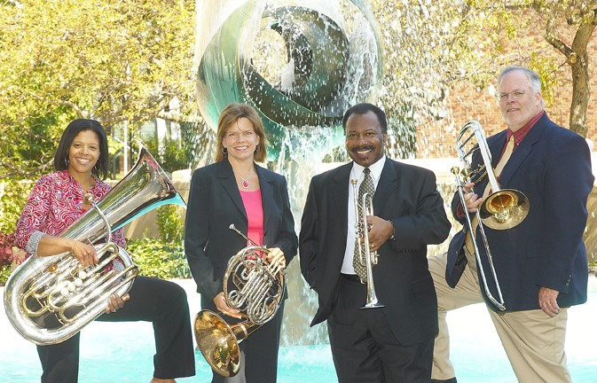 Penn State brass faculty