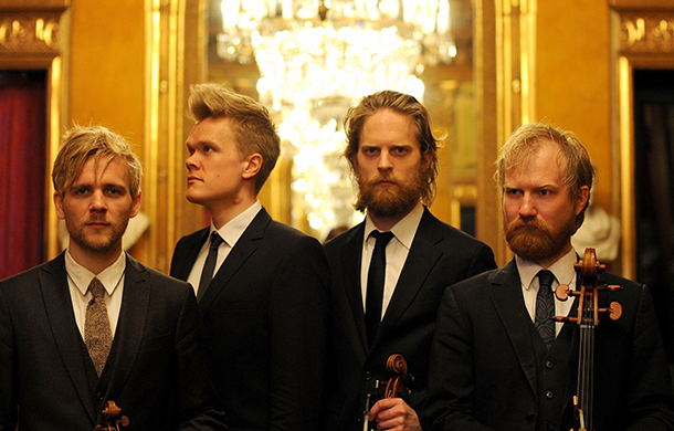 danish string quartet members