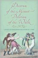 Decorum of the Minuet, Delirium of the Waltz: A Study of Dance-Music Relations in 3/4 Time Eric J. McKee Much music was written for the two most important dances of the 18th and 19th centuries, the minuet and the waltz. In Decorum of the Minuet, Delirium of the Waltz, Eric McKee argues that to better understand the musical structures and expressive meanings of this dance music, one must be aware of the social contexts and bodily rhythms of the social dances upon which it is based. ISBN-13: 9780253356925 Pub