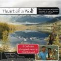 Heart of a Wolf Collection of original music by Neal Corwell for blend of solo brass (euphonium &/or tuba) with synthesizers, samplers, guitar & (wordless) voices. CD, 2000. B00004TCX9