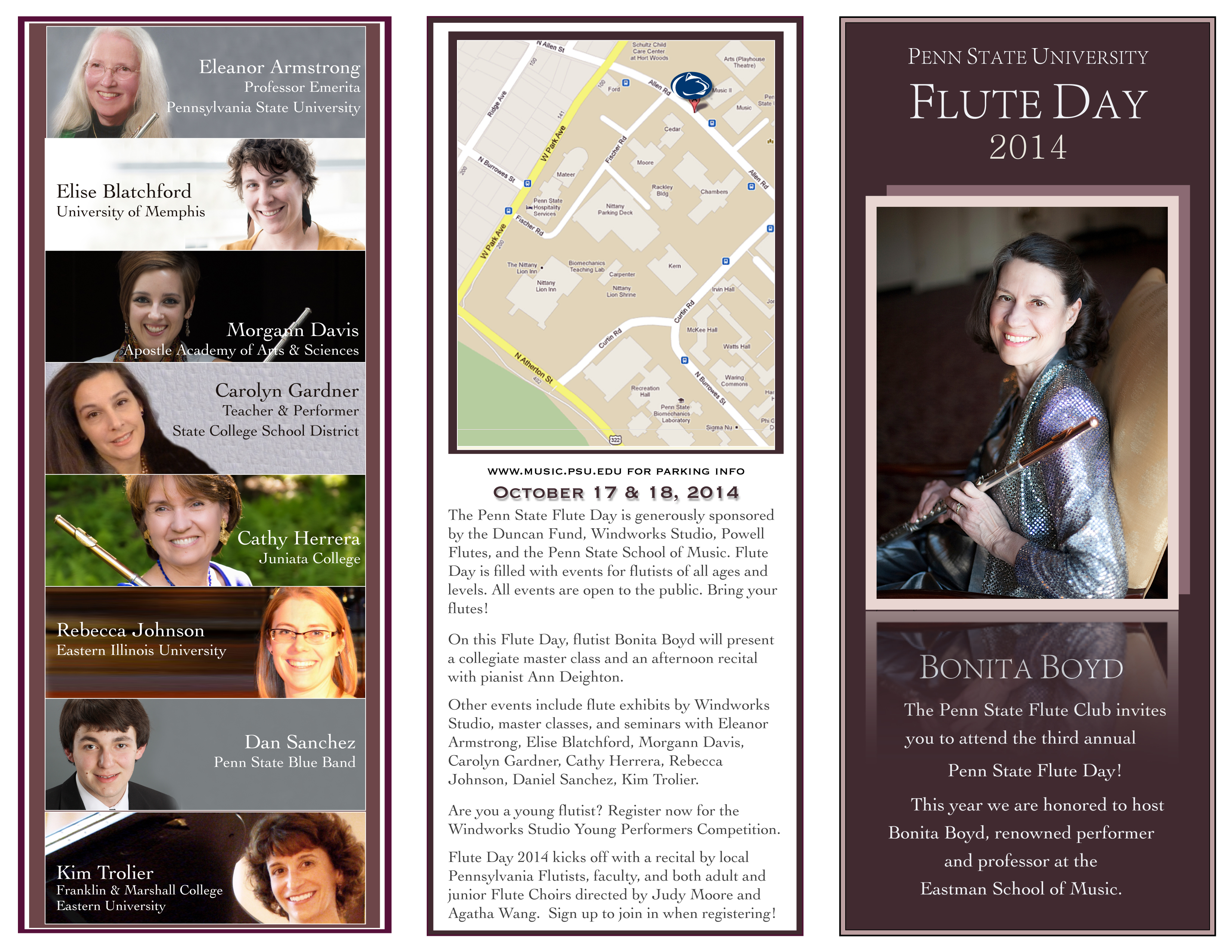 flute day brochure #1