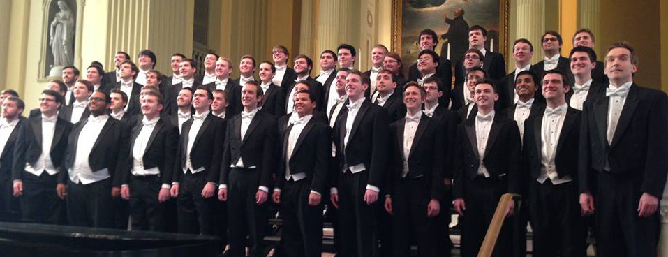 Glee Club at Eastern Division