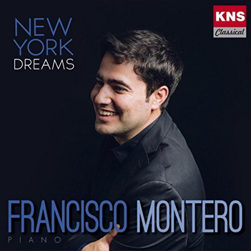 Francisco Montero's CD jacket