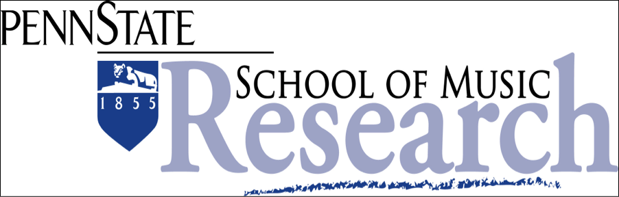 music ed. research logo