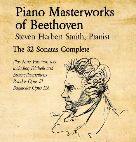 piano masterworks of beethoven cd cover