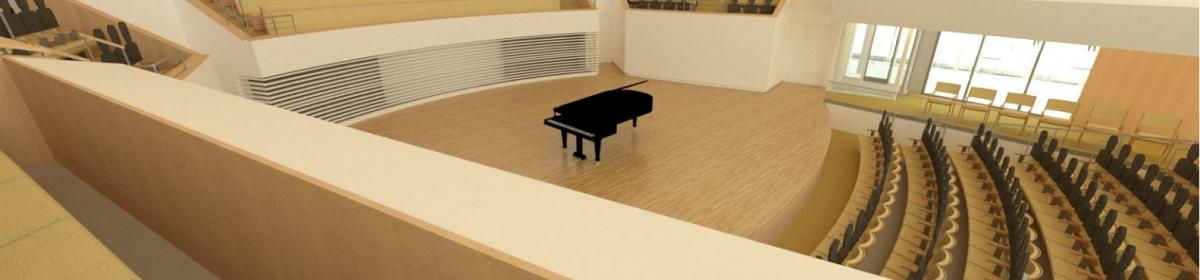 Recital Hall Rendering 7