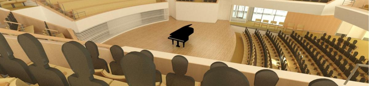Recital Hall Rendering 8