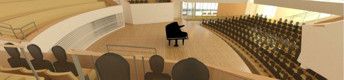 Recital Hall Rendering 9