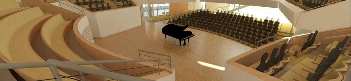 Recital Hall Rendering 10