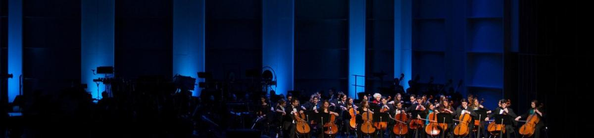 cello choir at Mosaic 2013