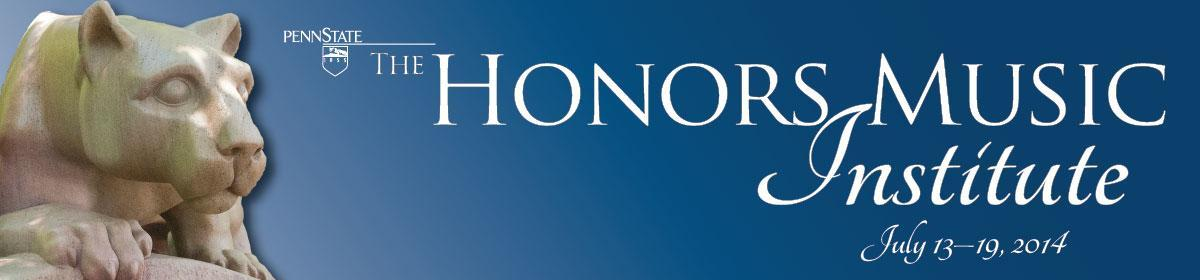 honors music institute logo