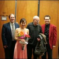 Chanyang Bae's Recital with Timothy Shafer, Steven Smith, and Enrico Elisi.
