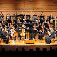In the summers, Prof. Armstrong performs with the Colorado Music Festival Orchestra in Boulder, Colorado