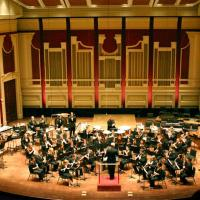 Symphonic Wind Ensemble performing at Heinz Hall, home of the Pittsburgh Symphony Orchestra.