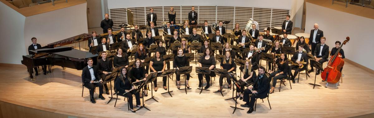 Symphoniic Wind Ensemble