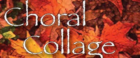 choral collage logo