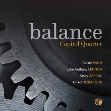 capitol quartet cd
