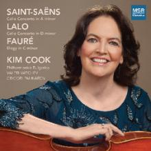 Kim Cook's CD cover