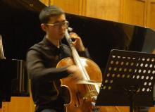 Pai Liu, cello