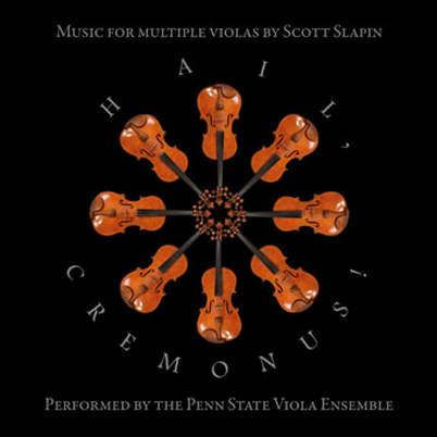 viola ensemble CD cover